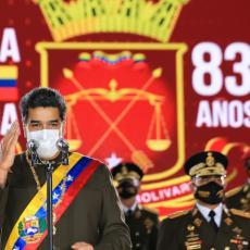 RUSIJA IGRA KLJUČNU ULOGU U NJEGOVOM ODRŽAVANJU NA VLASTI Madurova uspešna taktika za dolazak do novca