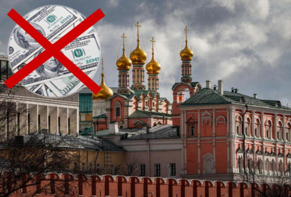 RUSIJA JEDIM POTEZOM MOŽE DA OSAKATI DOLAR: Američka valuta više nikada neće biti primamljiva za građane! (VIDEO)