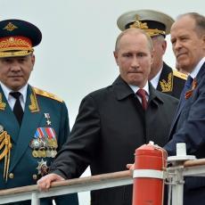 RUSIJA OBJAVILA SPISAK NEPRIJATELJSKIH DRŽAVA: Putin je dve države posebno počastvovao