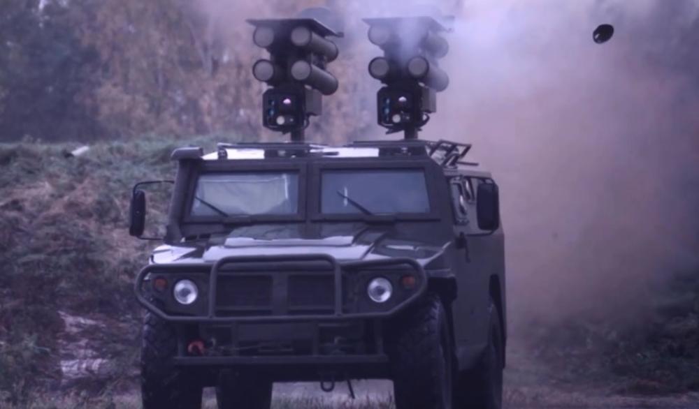 RUSIJA OTKRILA NOVOG UBICU TENKOVA: Kornet od mete ostavlja samo prah (VIDEO)