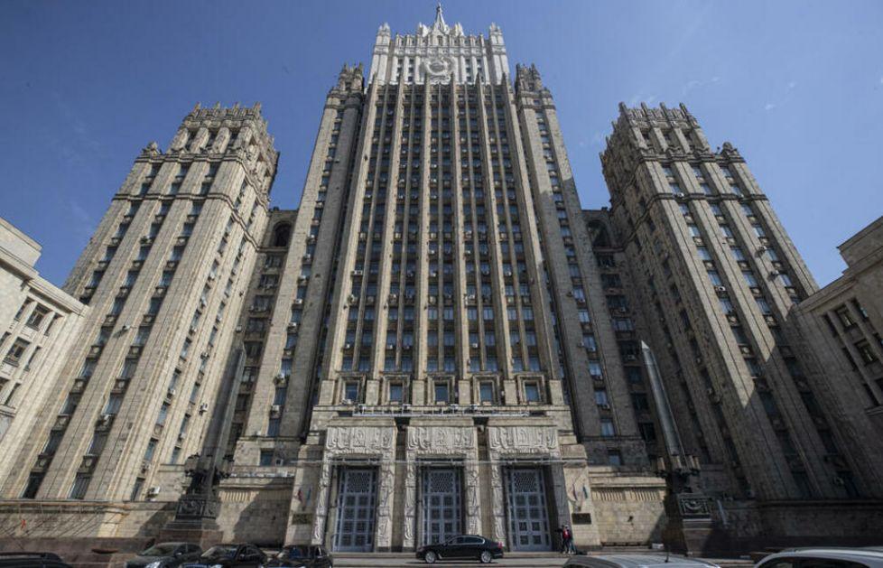 RUSIJA PROTERUJE UKRAJINSKOG KONZULA: Pukušao da izvuče poverljive informacije od ruskog bezbednjaka!