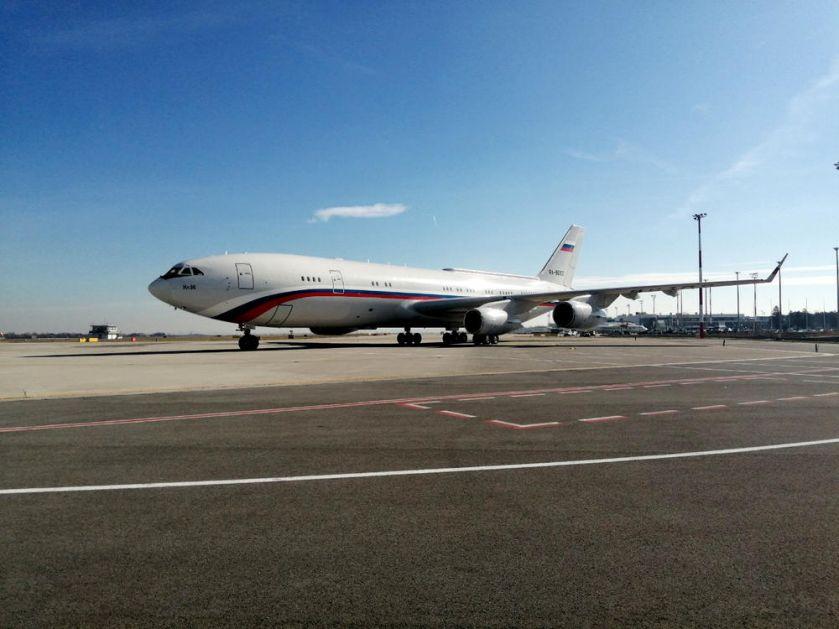 RUSIJA SE OGLASILA O INCIDENTU NA NEBU KOLUMBIJE IL-96 leteo je iz Moskve i imao je sve dozvole! Ovo je bila greška u navigaciji