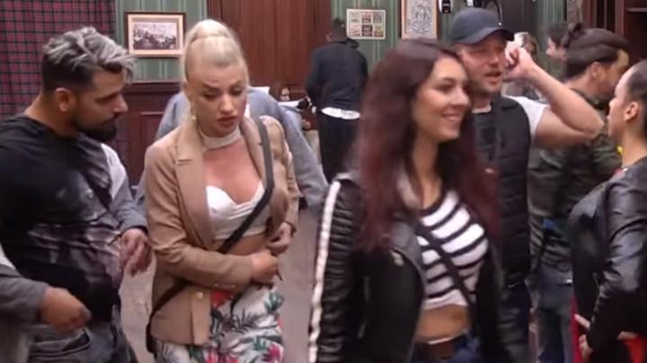RUŠILA JE SVE PRED SOBOM! Milici Kemez PALA ROLETNA kada je saznala da su se Filip i Ivana poljubili! (VIDEO)