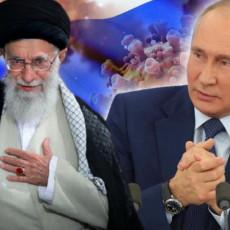 RUSKA RUKA SPASA STIŽE U IRAN: Otpremljene velike zalihe pravo iz Moskve, Teheran spremno dočekao