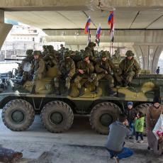 RUSKA VOJSKA ZAPOČELA ISKRCAVANJE U SIRIJI: Hama dočekala prve ruske vojnike