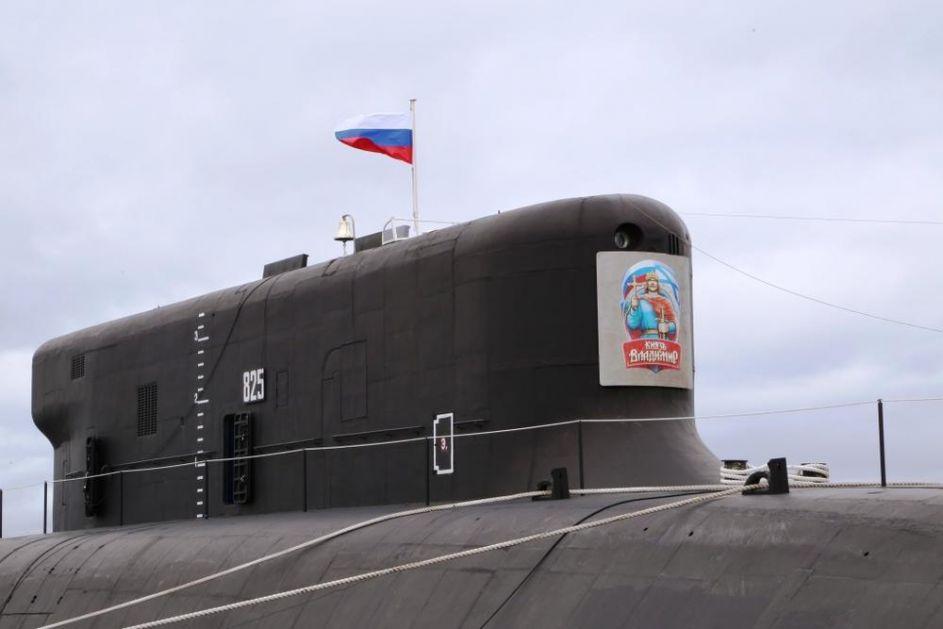 RUSKE PODMORNICE NOĆNA MORA AMERIMA I ENGLEZIMA: Panika zbog ruske mornarice na Atlantiku, a evo gde NATO raspoređuje snage!