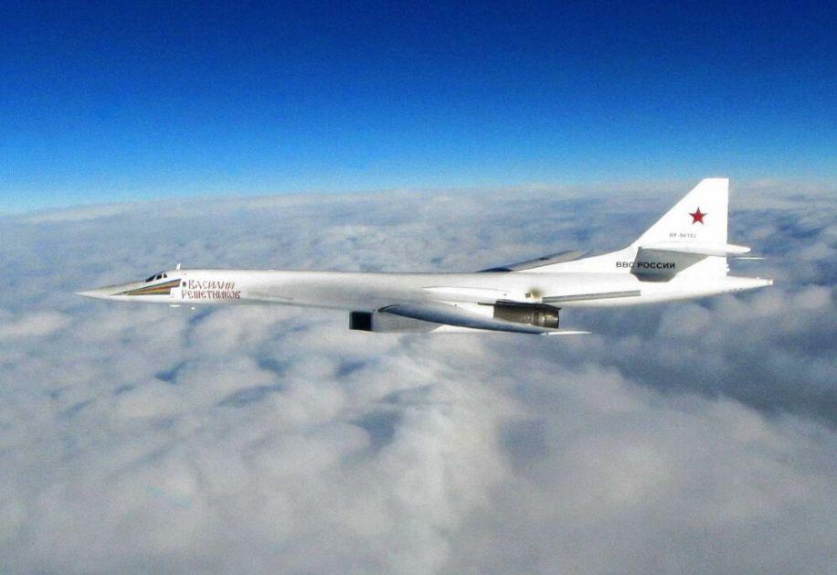 RUSKI BOMBARDERI PRELETELI BARENCOVO I NORVEŠKO MORE: Delom puta ih pratili F-16, ali su imali zaštitu migova-31!
