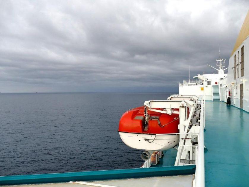 UKRAJINSKI BROD POTONUO KOD TURSKE: 4 mornara poginula, 6 spaseno! Svemu kumovali loši vremenski uslovi