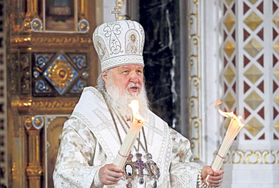 RUSKI PATRIJARH KIRL SE VAKCINISAO I REVAKCINISAO PRE 20. MARTA: Sinod Ruske pravoslavne crkve saopštio detalje
