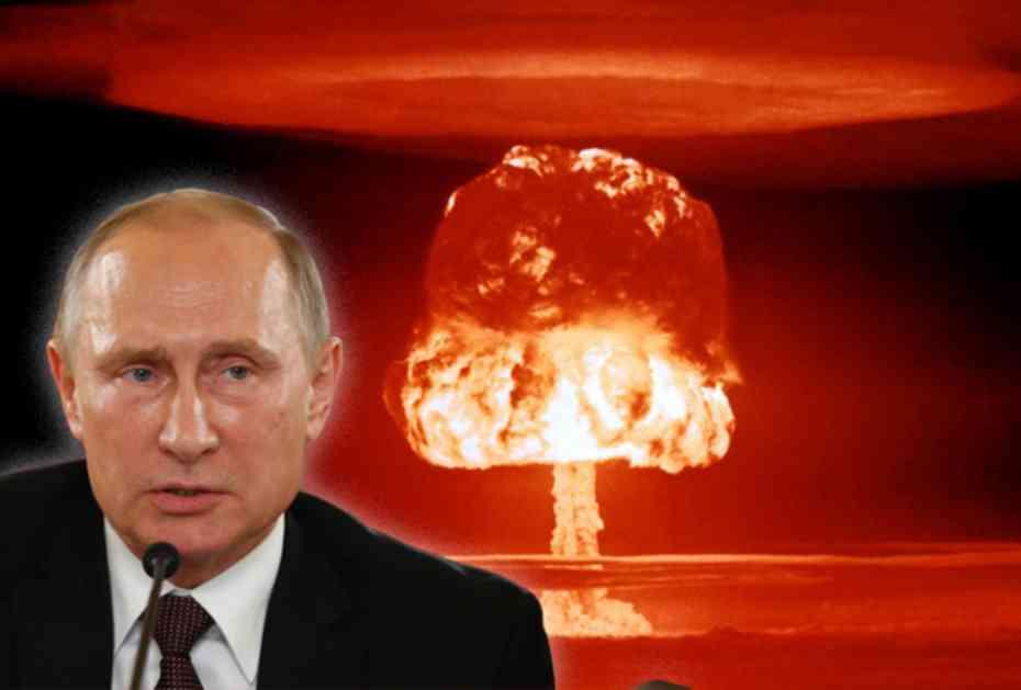 RUSKI POLITIČAR TRAŽI DRASTIČAN ODGOVOR NA SANKCIJE SAD: Putine ŠALJI ATOMSKE BOMBE u Siriju! (VIDEO)