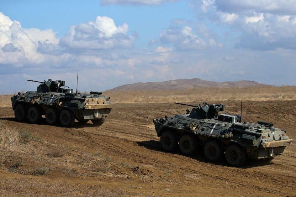 RUSKI POSLANIK UPOZORAVA: Svaka agresija protiv Krima dobiće odgovor, vojna grupa prati sve provokacije