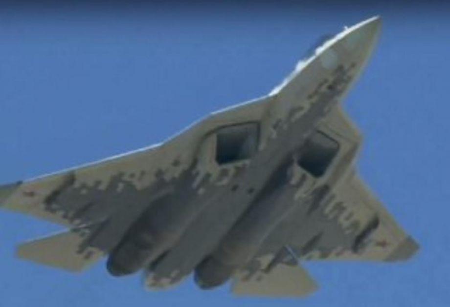 RUSKI Su-57 PONIZIO AMERIČKE OBAVEŠTAJCE I PROTIVVAZDUŠNU ODBRANU NA BLISKOM ISTOKU: Stvarno je nevidljiv! (VIDEO)