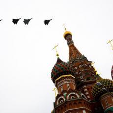 RUSKI Su-57 PONIZIO AMERIČKE OBAVEŠTAJCE NA BLISKOM ISTOKU: Zakazala i protivvazdušna odbrana (VIDEO)