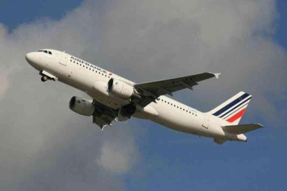 RUSKO NJET ZA ER FRANS: Avion došao do granicem pa se vratio u Pariz! Kompanija u čudu, otvorena istraga