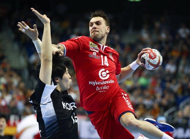 Radivojević ponovo u postavi kola EHF Lige šampiona