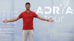 Rađa: Novak i ja bismo se lako o svemu dogovorili