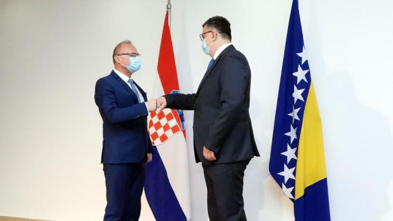 Radman upoznao Tegeltiju sa sadržajem hrvatskog non papera o BiH