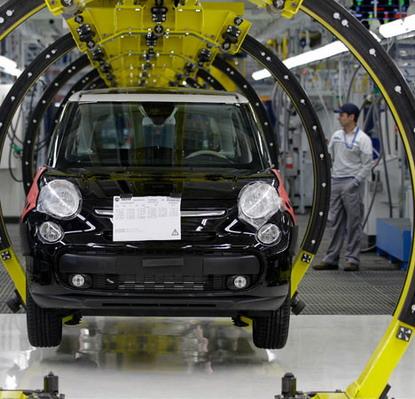 Radnici Fiata u Kragujevcu na plaćenom odsustvu do 3. aprila
