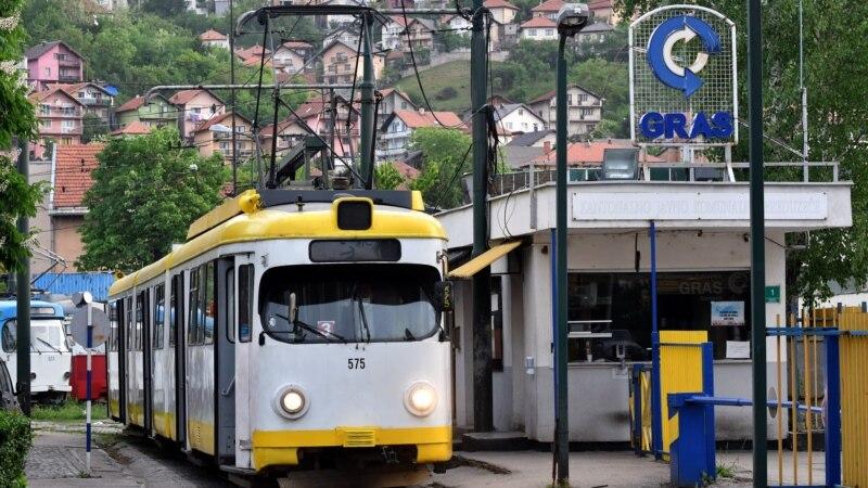 Radnici gradskog prijevoza u Sarajevu najavili štrajk glađu