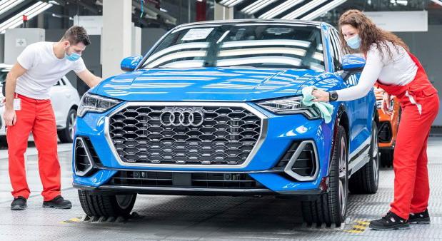 Radnici u Audijevoj fabrici u Mađarskoj će dobiti bonus od skoro 1.000 evra