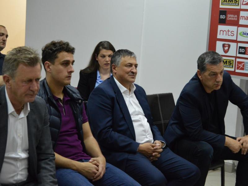 Radnički održao Skupštinu: Tončev i dalje zamrznuti predsednik