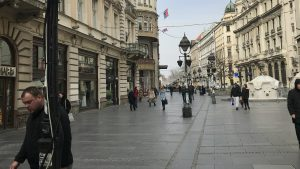 """Radnik """"Gradske čistoće"""" napadnut u Knez Mihailovoj ulici u Beogradu"""