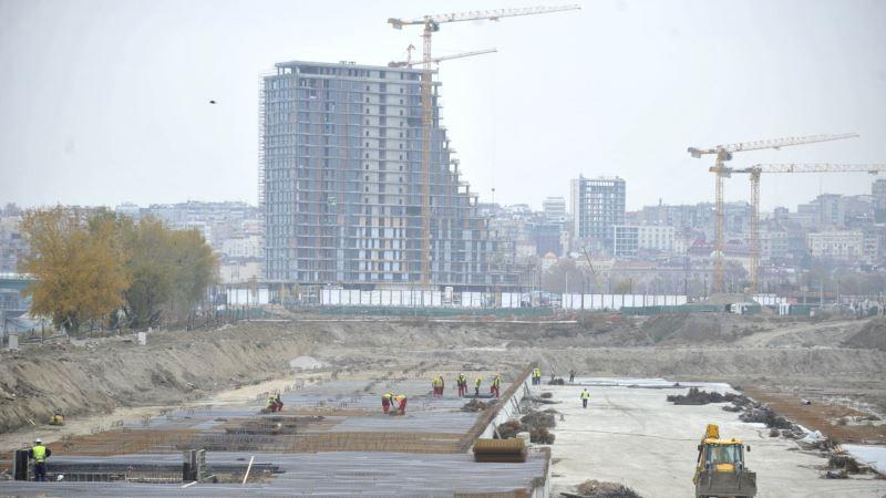 Radnik teško povređen na gradilištu Beograda na vodi