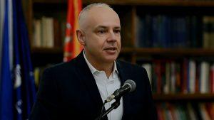 Radojičić osudio postavljanje mape na kojoj je Kosovo prikazano kao nezavisna država