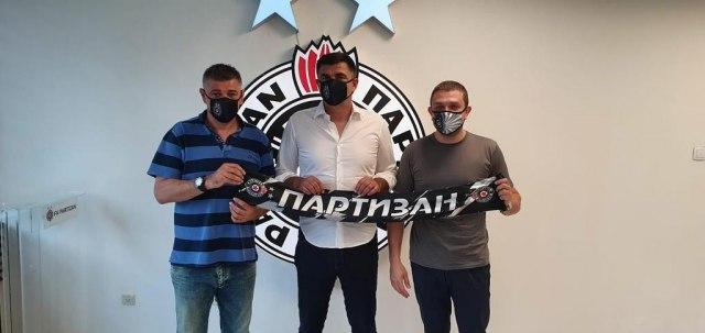 Zvanično: Radovan Ćurčić u stručnom štabu Partizana