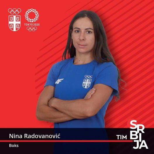 Nina Radovanović: Hvala što ste verovali u mene, idem dalje