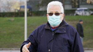Radovanović: Kolektivni imunitet sledeće godine