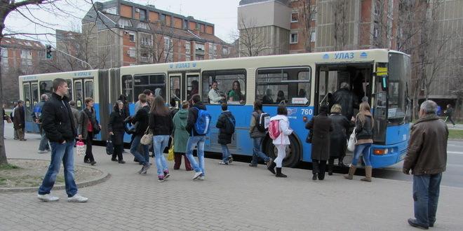 Radovi na Bulevaru Jaše Tomića od petka menjaju trase gradskih autobusa