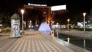 Radovi na Trgu Nikole Pašića na proleće 2020. godine