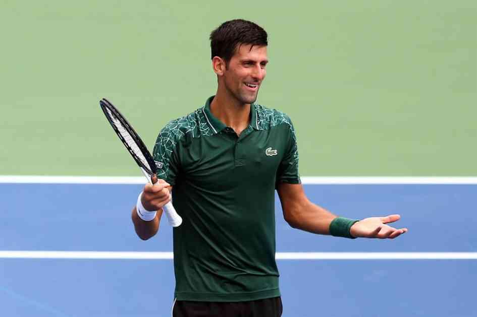 Rafa beži Rodžeru, Novak i dalje na istom mestu