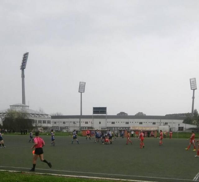 Ragbi 13: Nišlije ubedljive protiv Tirane na Čairu