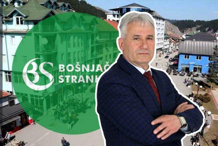 Rahman Husović bit će novi predsjednik opštine Rožaje