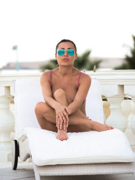Raj na zemlji: Zavirite u luksuznu vilu na Kipru u kojoj Ceca trenutno uživa bez Bogdana (VIDEO)