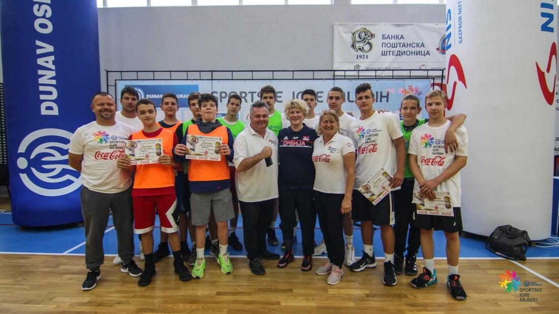 Rajevac i Maljkovićeva uz Sportske igre mladih na Zlatiboru