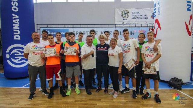 Rajevac i Maljkovićeva uz Sportske igre mladih