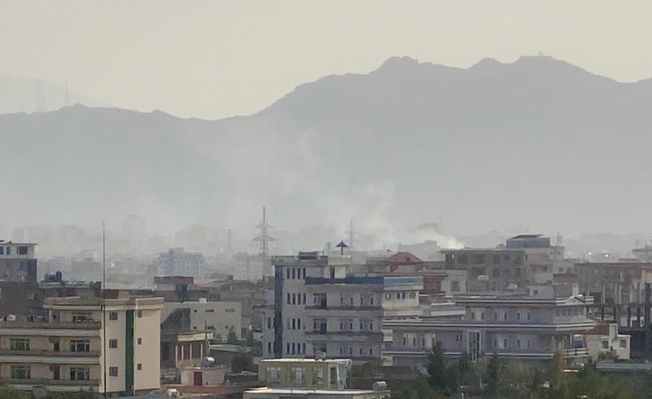 Raketiran Kabul