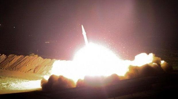 Iran uzvratio udarac, balističkim projektilima na baze u Iraku