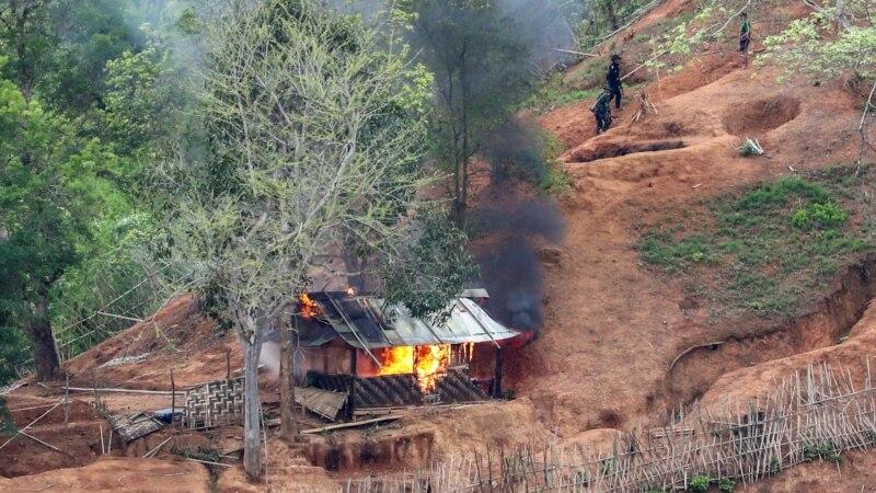 Raketni napadi na dve baze vojske Mjanmara, nema povređenih