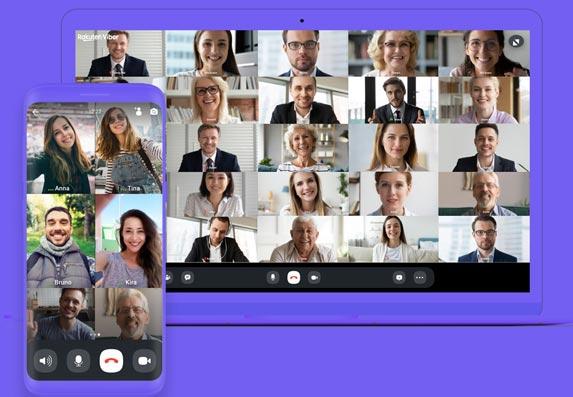 Rakuten Viber proširio grupne pozive na 30 učesnika!