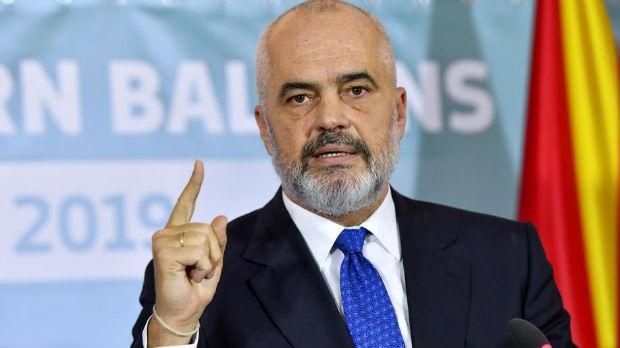 Rama: Priština ugrožava spoljnu politiku Albanije