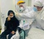 Osamdesetogodišnja Albanka se oporavlja od koronavirusa FOTO