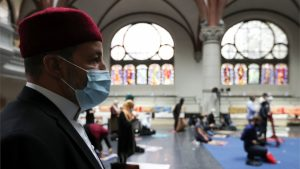 Ramazan i korona virus: Nemačka crkva otvorila vrata muslimanskim vernicima