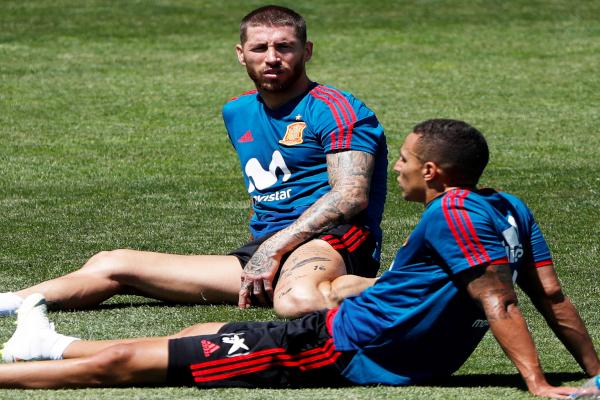 Ramos: Umesto na Mundijal, kao da smo došli na sahranu!