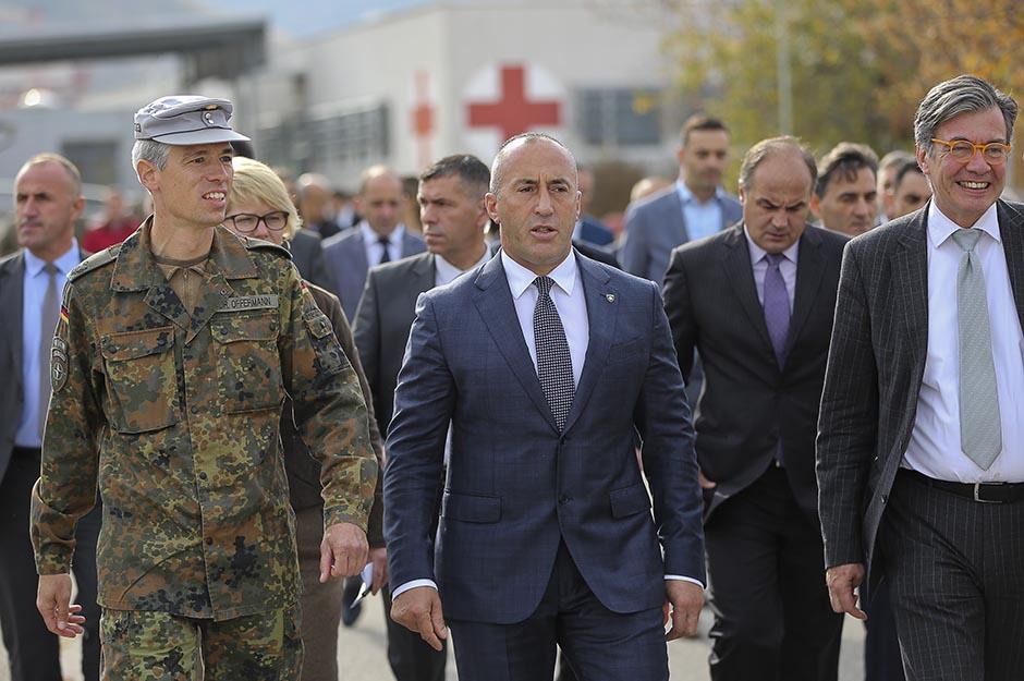 Ramuš Haradinaj: Ja sam BIVŠI premijer Kosova, ALI...