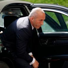 Ramuš Haradinaj stigao u Specijalni sud u Hag, počelo SASLUŠANJE (FOTO)
