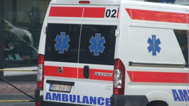 Tri osobe ranjene u Beogradu